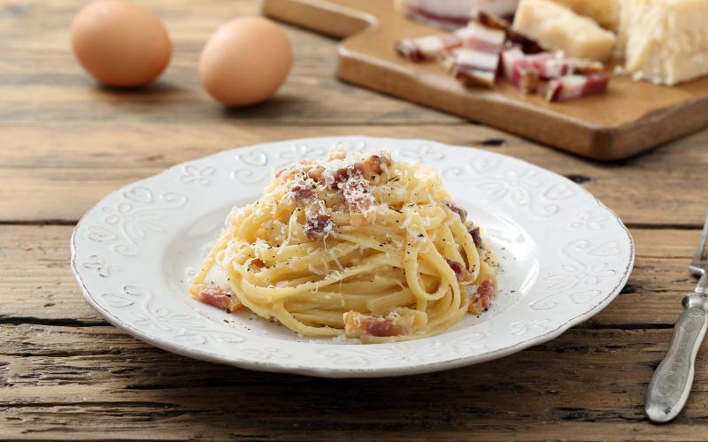 50 sfumature di carbonara