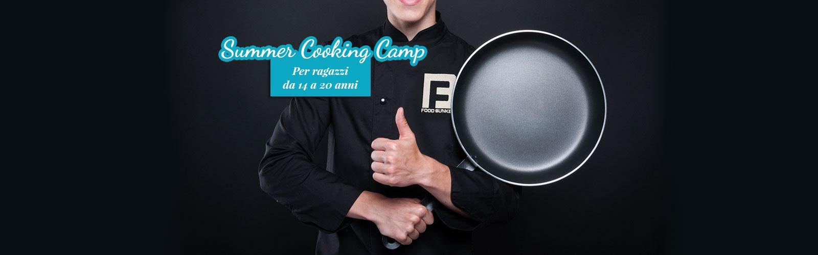 Summer Cooking Camp
